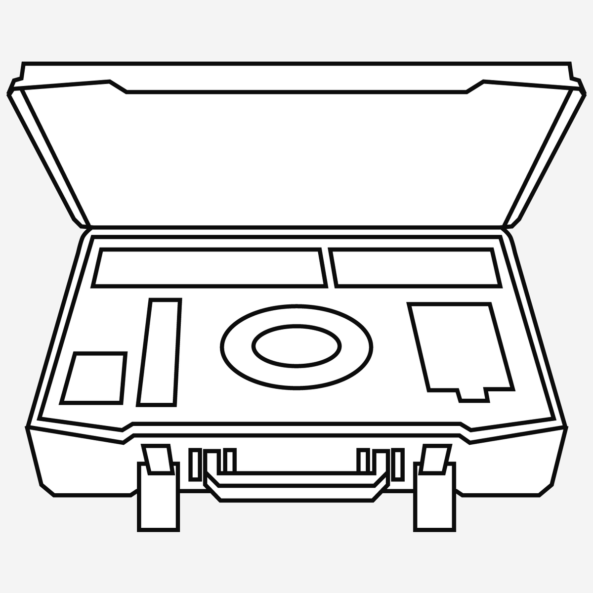 weishaupt ersatzteilkoffer wl5 b wl10 d 24005000060. Black Bedroom Furniture Sets. Home Design Ideas